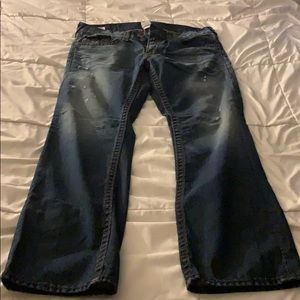 True Religion Jeans(section ricky superT)